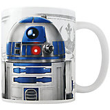 """Керамическая кружка """"R2D2"""" 350 мл, Звёздные Войны"""