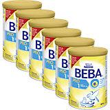 6er Pack BEBA PRO 1 - Von Geburt an Säuglingsmilchnahrung