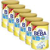 6er Pack BEBA PRO 2 - Nach dem 6. Monat Folgemilch
