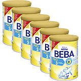 6er Pack BEBA PRO 3 - Ab dem 10. Monat Folgemilch