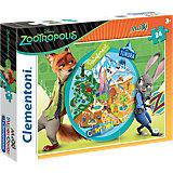 Maxi Puzzle 24 Teile - Disney Zoomania
