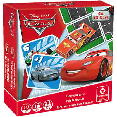 Disney Cars - 2 in 1 Game Box
