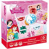 Disney Princess - 2 in 1 Game Box (mit Duftkarten)