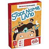 Familienspiele - Stadt, Name, Land