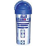 """Синяя фляга """"Звёздные Войны"""" 400 мл"""