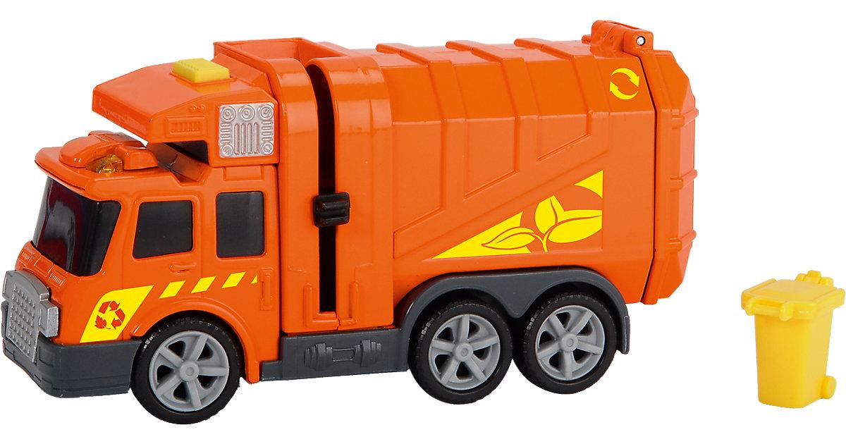 Straßenreiniger Abfallauto