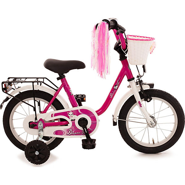Kinderfahrrad Dream Cat, 14 Zoll