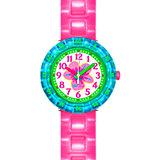 Armbanduhr für Mädchen CHEWY PINK