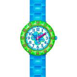 Armbanduhr für Mädchen CHEWY BLUE