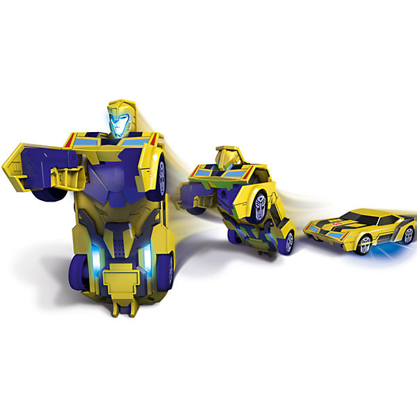 Transformers robot warrior bumblebee mytoys