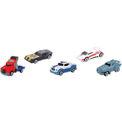 Transformers Robots in Disguise 5 Pack