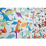 Tapete Dinosaurier, 10,05 m x 53 cm