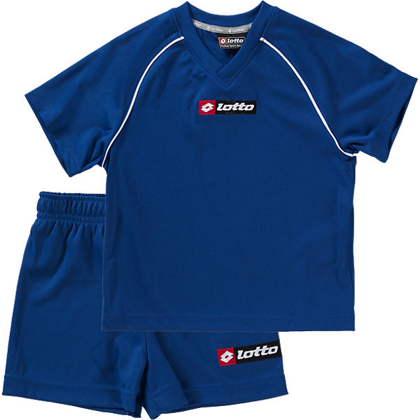 Fußball-Set: T-Shirt+Shorts