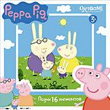 "Пазл ""Свинка Пеппа"", 16 деталей, Origami"