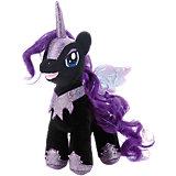"""Мягкая игрушка """"Лунная Пони"""", 18 см, со звуком, My little Pony, МУЛЬТИ-ПУЛЬТИ"""