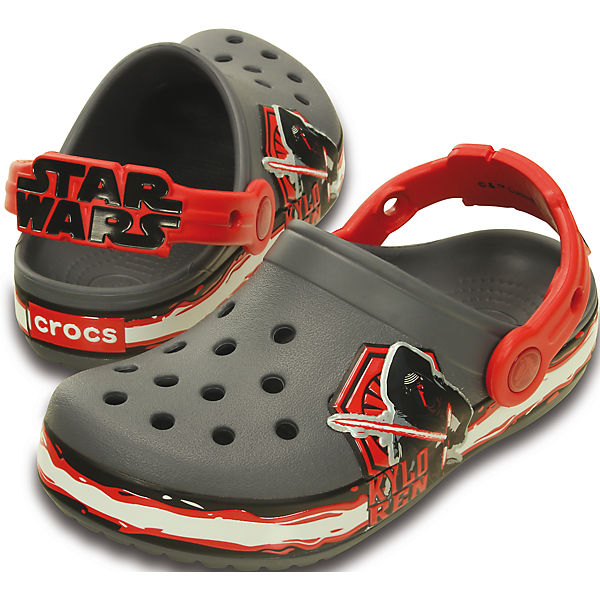 Сабо CB Star Wars Villain Clog для мальчика Crocs