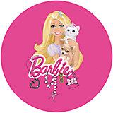 Мяч, 23 см, Barbie, Играем вместе, в ассортименте