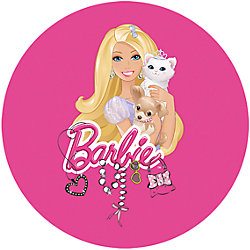 Мяч, 23 см, Barbie, Играем вместе