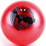 Мяч, 23 см, Человек-Паук, Играем вместе