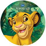 Мяч, 23 см, Король-лев , Играем вместе