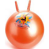 Мяч с рожками, 45 см, Человек-Паук, Играем вместе
