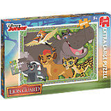 Puzzle 100 XL Teile - Disney Die Garde der Löwen