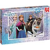 Puzzle 100 XL Teile - Disney Frozen Die Eiskönigin