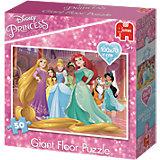 Großes Bodenpuzzle 50 Teile - Disney Princess