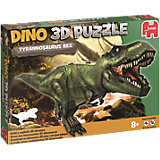 3D Dinosaurier Puzzle - 36 Teile - T-Rex