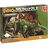 3D Dinosaurier Puzzle - 38 Teile - Stegosaurus