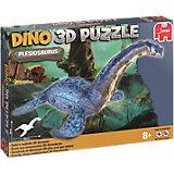 3D Dinosaurier Puzzle - 38 Teile - Plesiosaurus