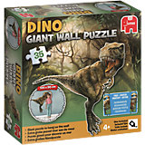 Dinosaurier Großes Wandpuzzle - 35 Teile