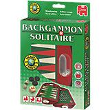 Travel Backgammon & Solitaire