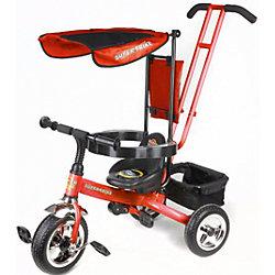 Трехколесный велосипед, оранжевый, Super Trike