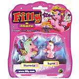 "Набор Filly ""Волшебная семья: Hermia и Lyra"", Dracco"