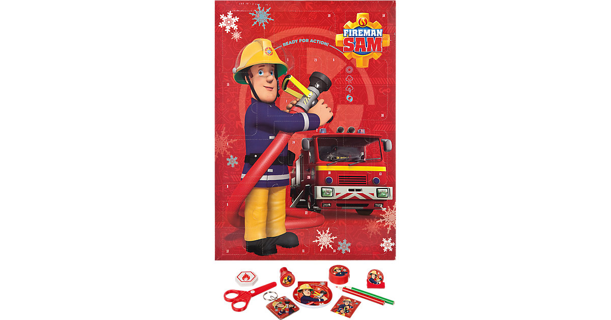 Adventskalender Feuerwehrmann Sam