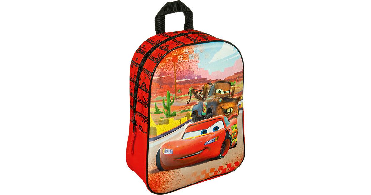 3D Kindergartenrucksack Cars