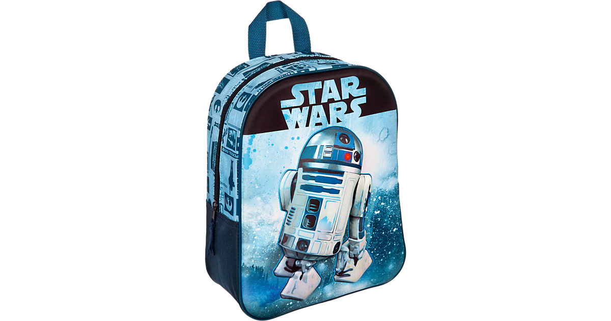 3D Kindergartenrucksack Star Wars