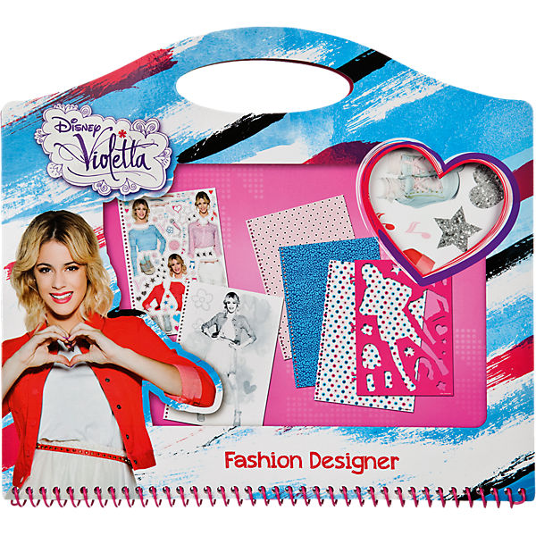 Fashion Designer - Violetta