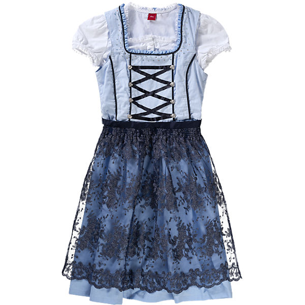 Kinder Set Dirndl + Bluse