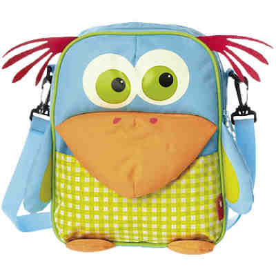 Kindergartenrucksack 2 in 1 Vogel