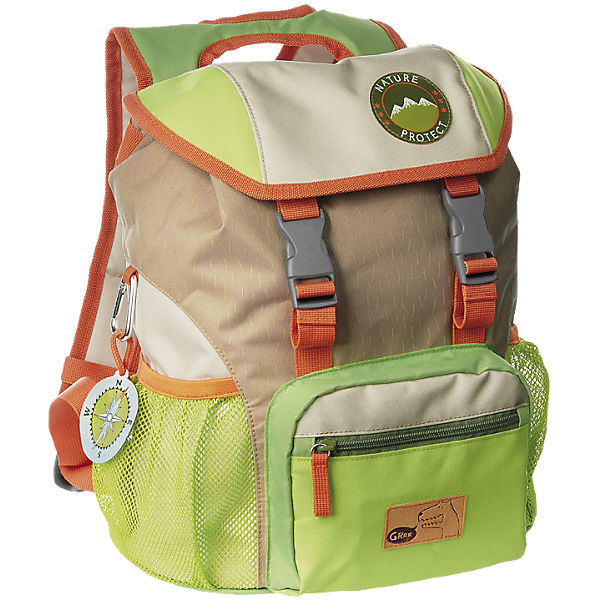 Outdoor-Kinderrucksack Forest Grizzly