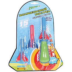 """Воздушная ракетница """"Молниеносный выстрел"""", 3 ракеты, Zilmer"""