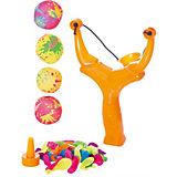 """Детская игра """"Водяные бомбочки"""", (шарики 30 шт., бомбочки 4 шт., рогатка, воронка, сумка), YG Sport"""