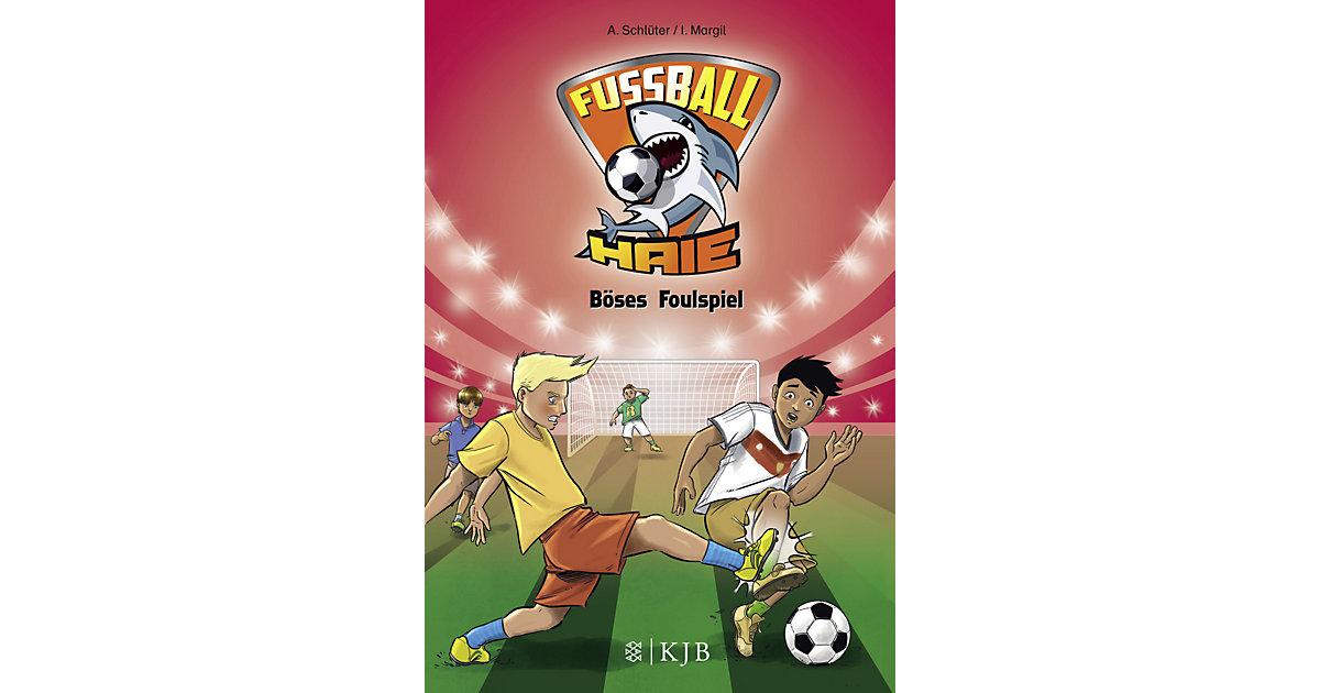 Buch - Fußball-Haie: Böses Foulspiel