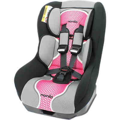 Auto-Kindersitz Safety Plus NT, Pop Pink, 2017
