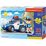 Puzzle Polizei im Einsatz 20 Teile