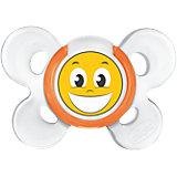 Пустышка Phisio Comfort Smile, 12+ мес., сил., CHICCO