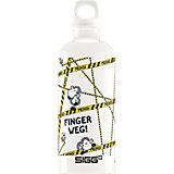 Alu-Trinkflasche Sheepworld Finger weg!, 600 ml
