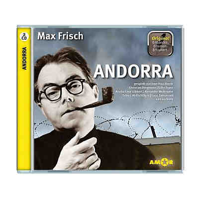 Andorra, 2 Audio-CDs